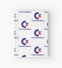 NDVH Commodore Hardcover Journal