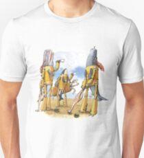 """T"" Time Unisex T-Shirt"