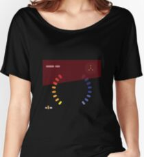 Do not turn the device off  Women's Relaxed Fit T-Shirt