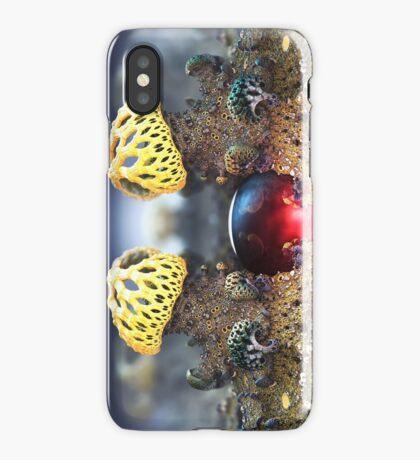 Cranberries in Wonderland iPhone Case