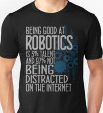 Robotics Shirt Engineering First FRC VEX Unisex T-Shirt