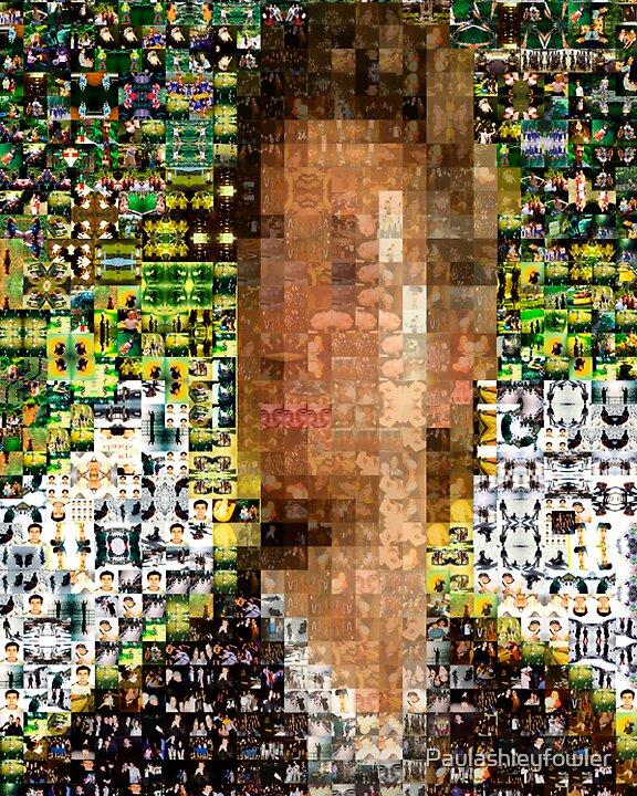 mosaic for a friend by Paulashleyfowler