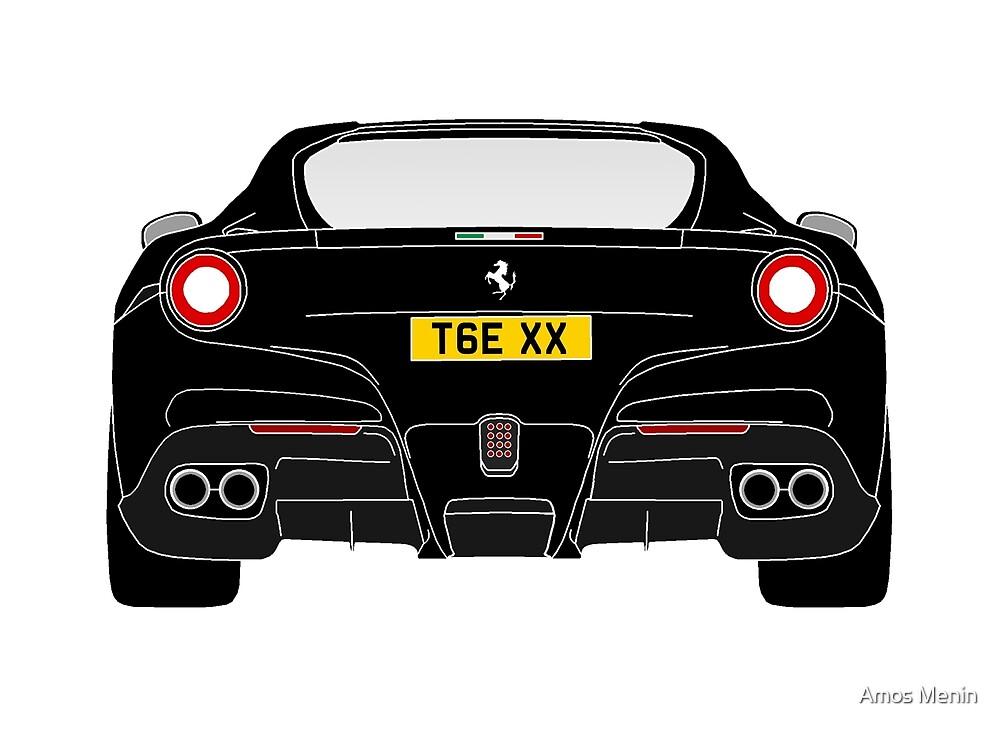 Ferrari F12 Berlinetta - TGE by Amos Menin