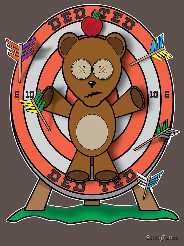 Archery-Ted by ScottyTattoo