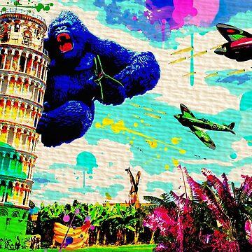 The King of Pisa by mrbiggmakk