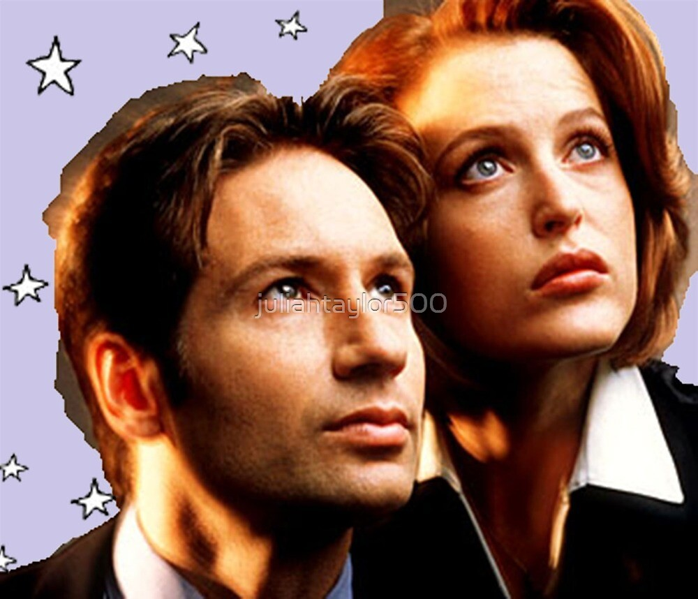 x files by juliahtaylor500