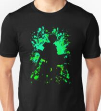 Levi Inspired Paint Splatter Anime Shirt Unisex T-Shirt