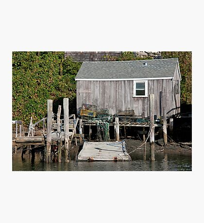 Lobster Shack Photographic Print