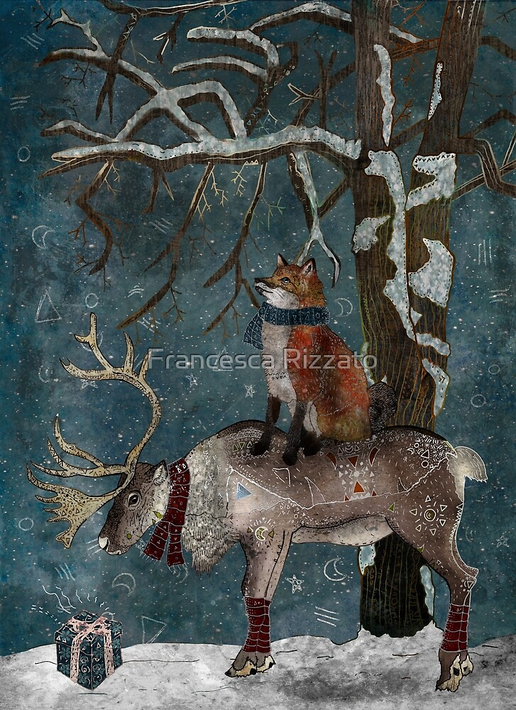 Winter Tale by Francesca Rizzato