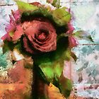 Shabby Rose by Claire Bull