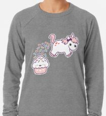 Sprinkle Poo  Lightweight Sweatshirt