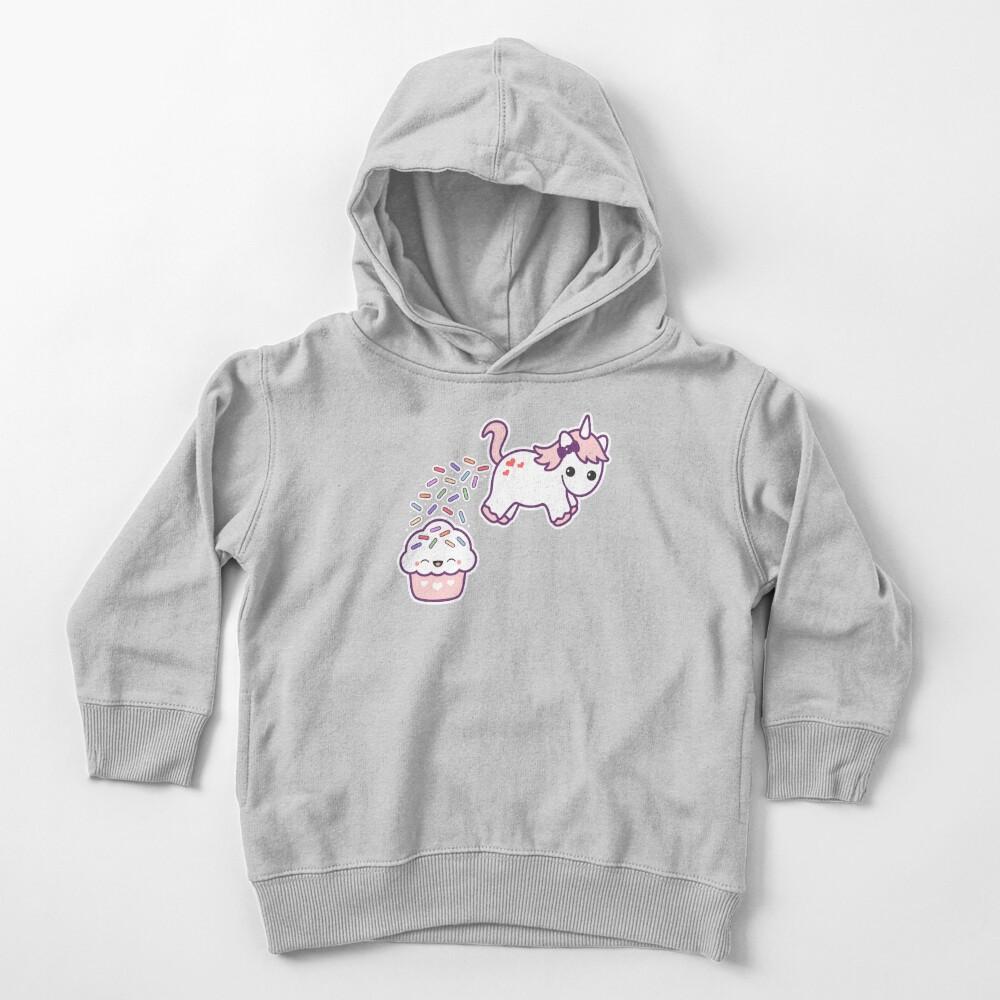 Sprinkle Poo  Toddler Pullover Hoodie