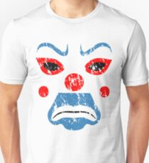 clown mask Unisex T-Shirt