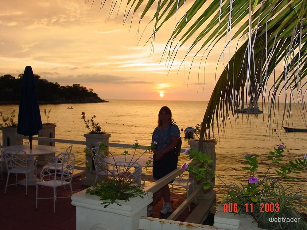Evening in Paradise by webtrader