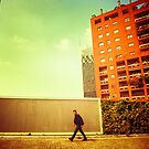 City walk by Silvia Ganora