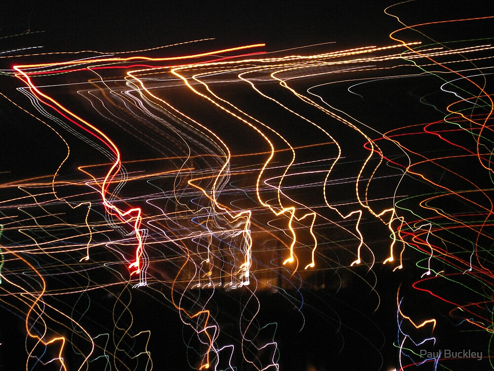more lights by Paul Buckley