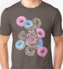 Doughnut Hedgehog T-Shirt