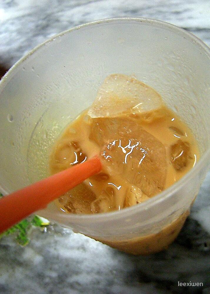 Ice Milk Tea by leexiwen