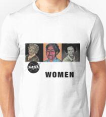 NASA WOMEN Slim Fit T-Shirt
