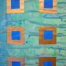 Abstract squares by Jonesyinc