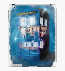 Blue Box Painting tee T-shirt / Hoodie iPad Case/Skin