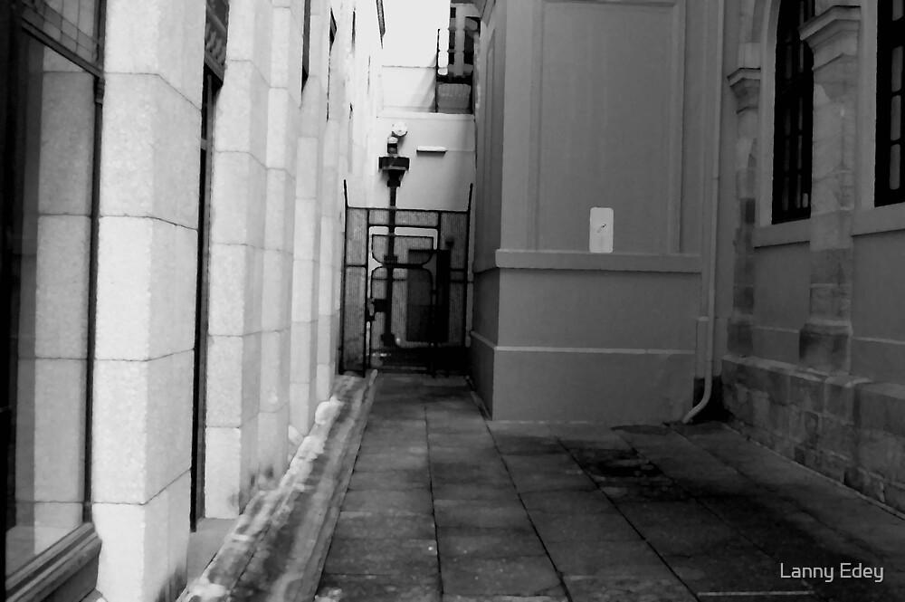 Alley Way by Lanny Edey