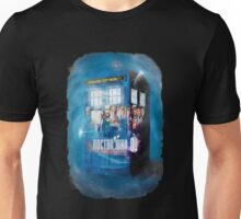 Blue Box Painting tee T-shirt / Hoodie Unisex T-Shirt