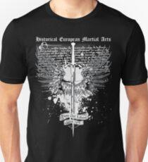 Fiore Dei Liberi Longsword Unisex T-Shirt