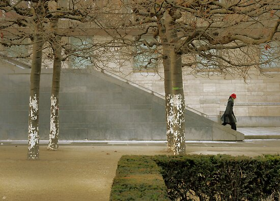 Modern Cityscape by Paul Vanzella