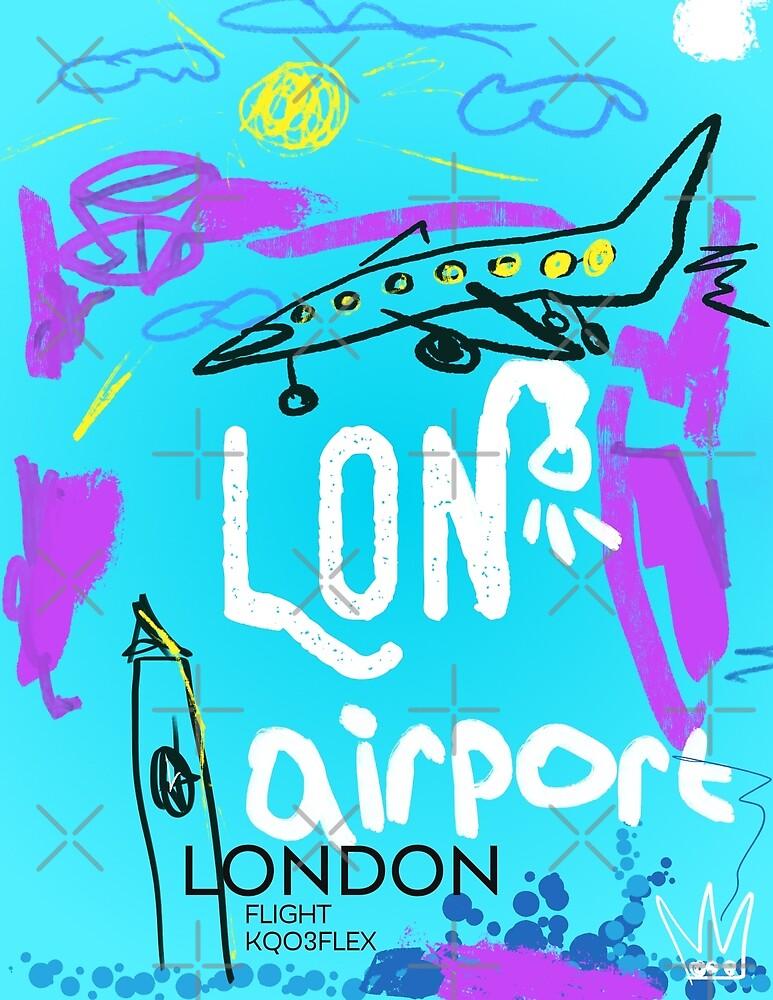 LON London airport by Wanderlust ID