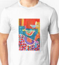 All A Twitter Unisex T-Shirt