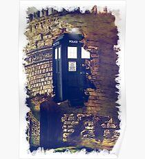 Call Box Geek T-Shirt / Hoodie Poster