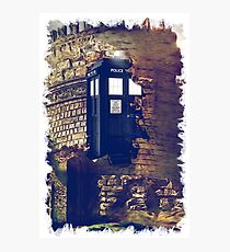 Call Box Geek T-Shirt / Hoodie Photographic Print