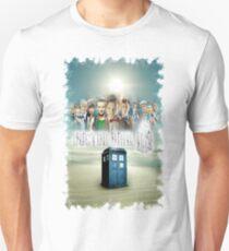 Blue Box Cover Tardis T-Shirt ? Hoodie Unisex T-Shirt