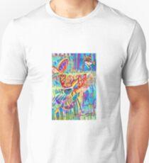 Beach Birds Unisex T-Shirt