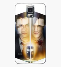 Geeky The Doctor Tee T-Shirt - Hoodie Case/Skin for Samsung Galaxy