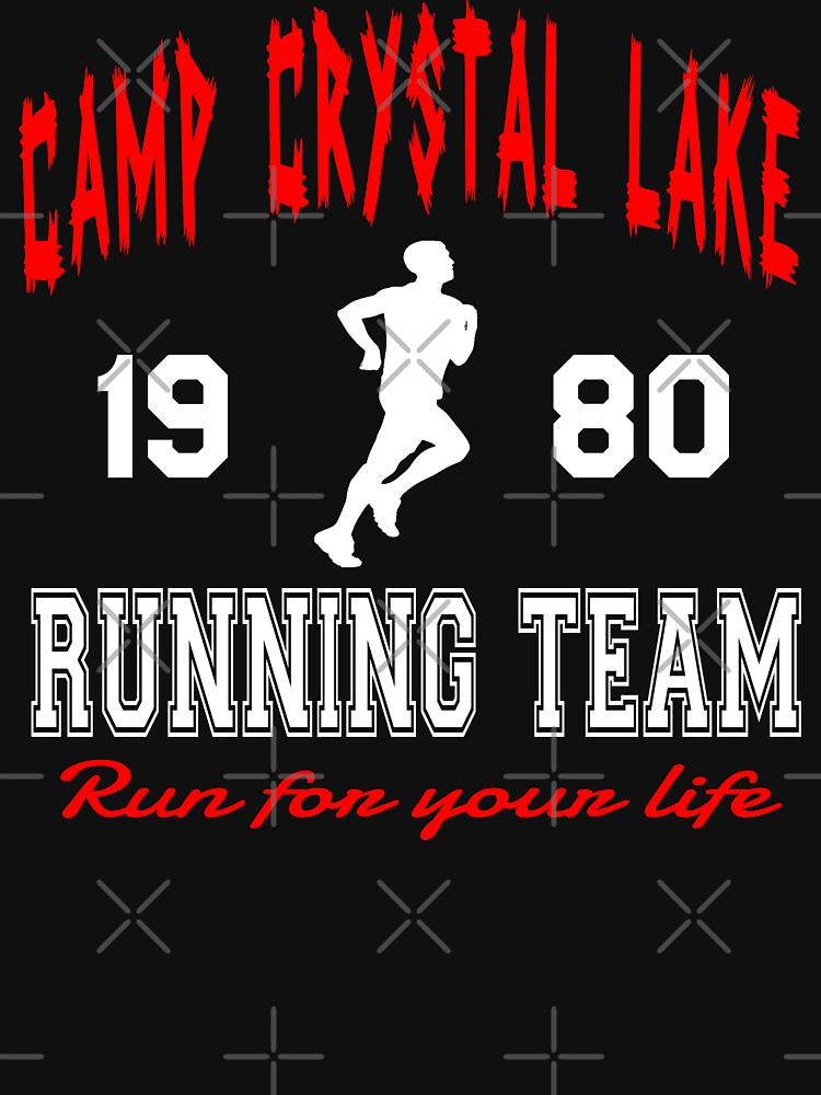 Camp Crystal Lake Running Team by everything-shop
