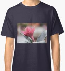 pink aechmea  flower in bloom  in the vase Classic T-Shirt