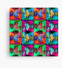 Fish-2 Canvas Print