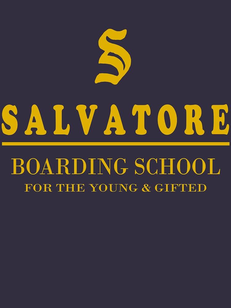 Salvatore von bearsaresmart