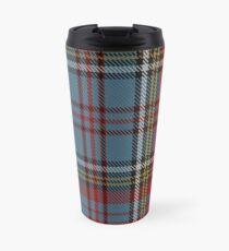 Anderson Red (Westwood) (Estimated threadcount) Tartan Travel Mug