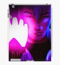 Black Paladin iPad Case/Skin