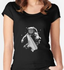 ASTRO YEEZY  Women's Fitted Scoop T-Shirt