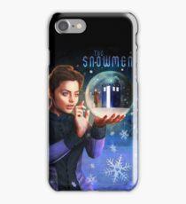 The Snowmen iPhone Case/Skin