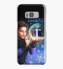 The Snowmen Samsung Galaxy Case/Skin