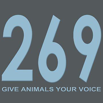269 - give animals your voice von fuxart