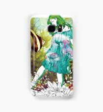 Girl's Diary Collection - Water Samsung Galaxy Case/Skin