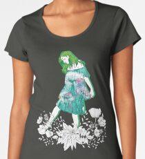 Girl's Diary Collection - Water Women's Premium T-Shirt