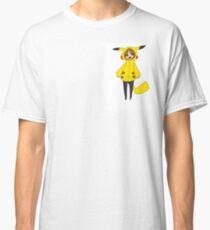 Pikachu girl Classic T-Shirt