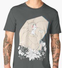 Girl's Diary Collection - Rain Men's Premium T-Shirt